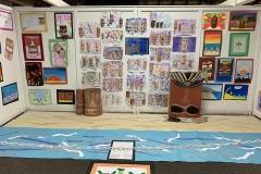 Group - Upper Dauphin Middle School Art