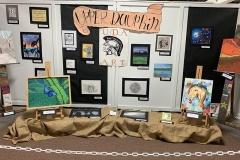 Group - Upper Dauphin High School Art