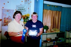 Angel Food Cake Contest - Tonya Sherry