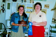 Homemade Chocolate Cake Contest - Stephanie Amundson